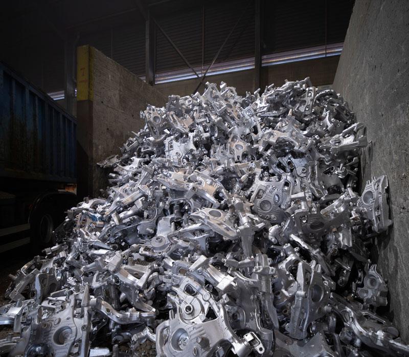 Aluminio la estrella | Materias primas