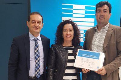 Aluminio La Estrella | Aluminio de segunda fusión | Noticias: Blog | Acto de Reconocimiento Bonus Empresas Área Sur Madrid