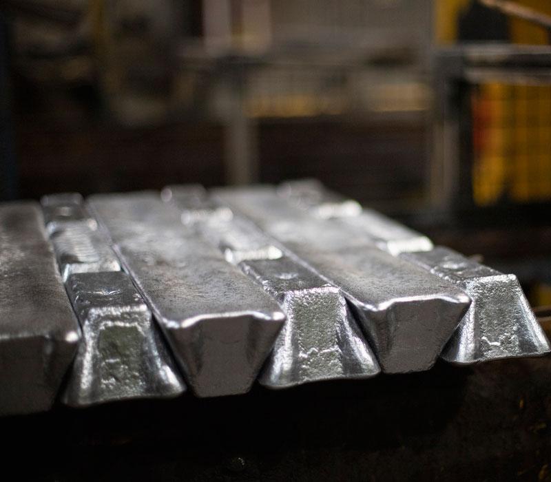 Aluminio la estrella | Aleaciones de aluminio de segunda fusión | Lingotes de aluminio